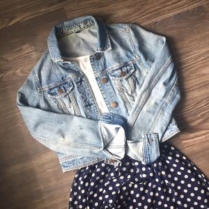 American Eagle Outfitters Jackets & Coats - Vintage American Eagle Denim Jacket